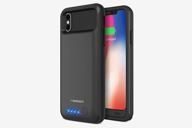 MaxBoost Battery Case.