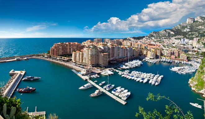 Dobrodošli v glamurozni svet Monte Carla.