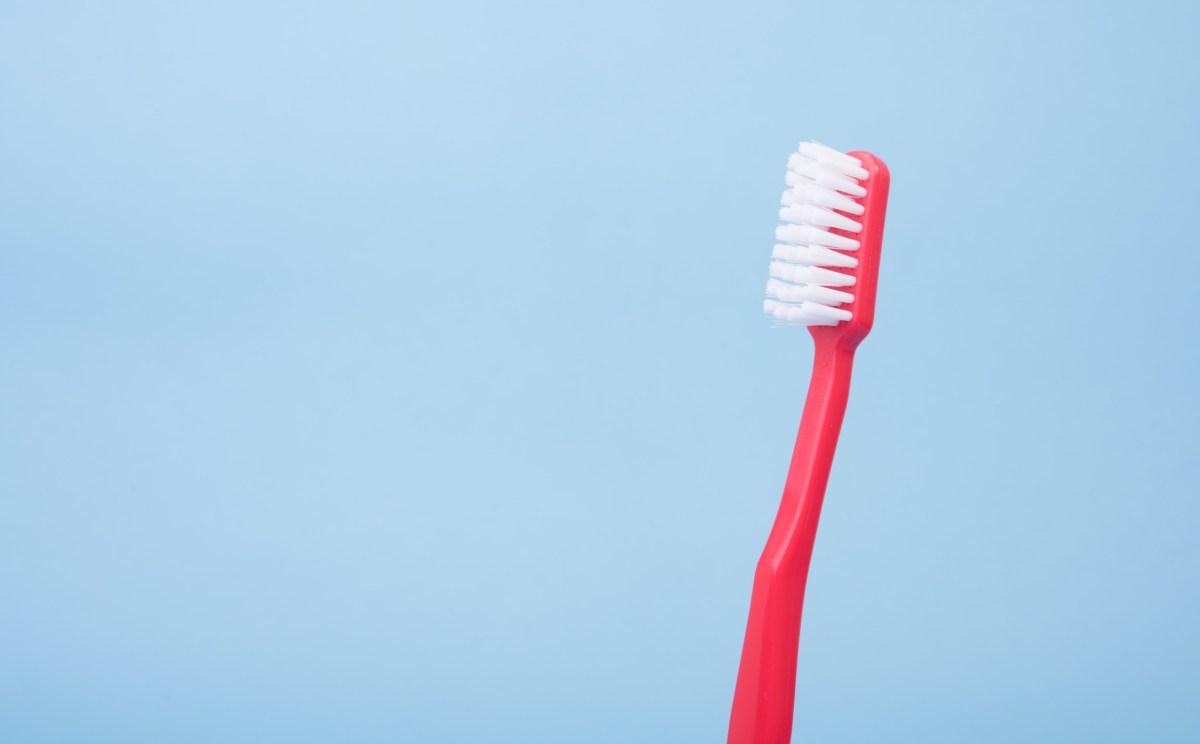 Zobna ščetka po določenem času ni več primerna za uporabo.