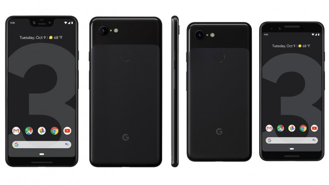 Google Pixel 3 XL in Google Pixel 3