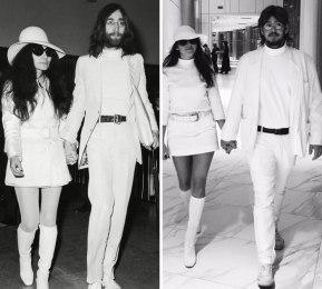 John Lennon in Yoko