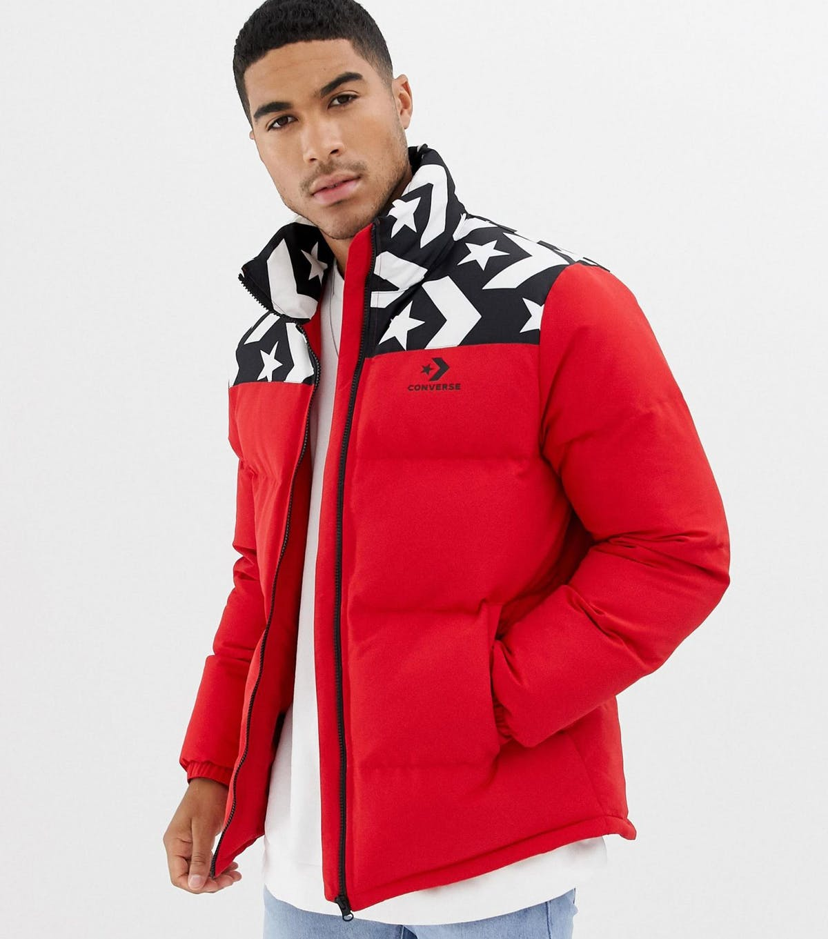 Asos Converse Puffer Jacket