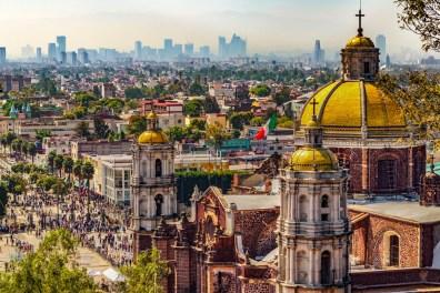 6. Ciudad de México, Mehika