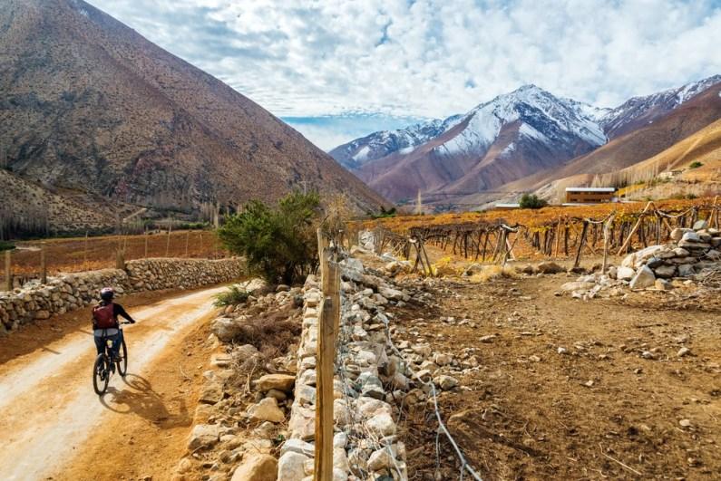 10. Dolina Elqui, Čile