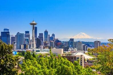 8. Seattle, ZDA