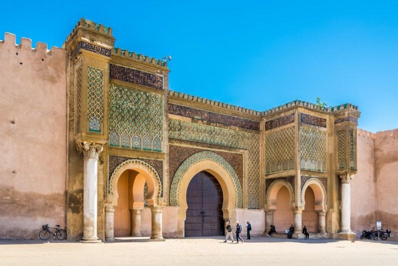 10. Meknes, Maroko