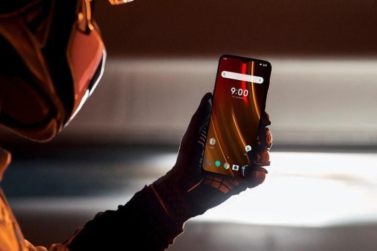 foto: McLaren OnePlus 6T