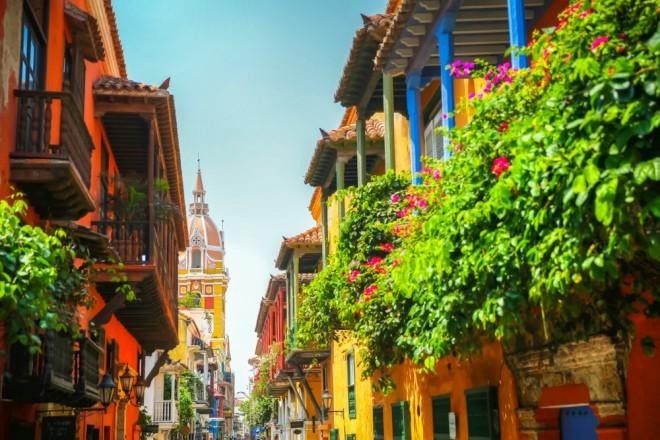 Cartagena, Kolumbija