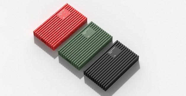 Disk stripe