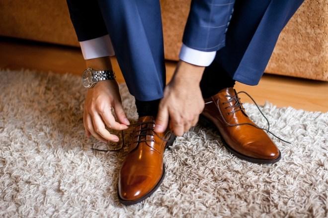 Razmislite o tem, zakaj boste uporabljali čevlje