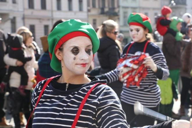 Zmajev karneval v Ljubljani (© Tereza Andruškova)