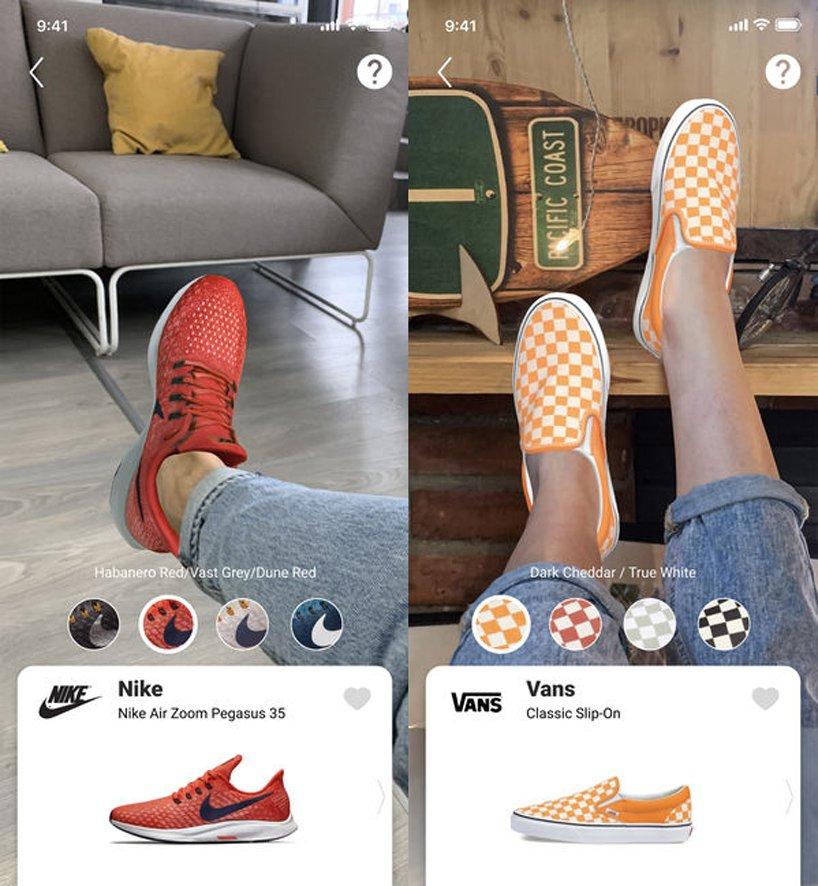 Aplikacija Wanna Kicks bo potrošnikom olajšala življenje.