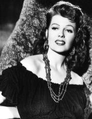 18. Rita Hayworth