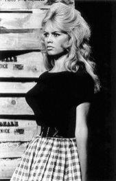 5. Brigitte Bardot
