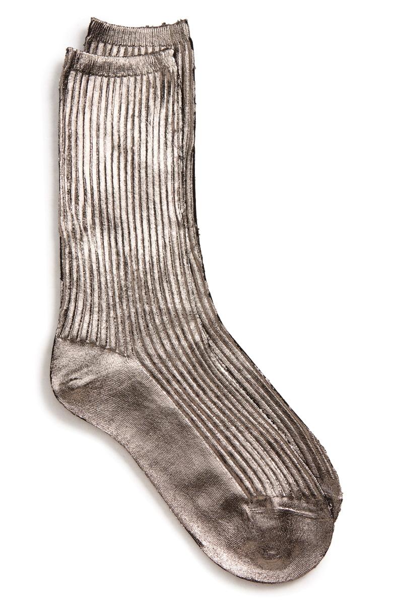 Ali nogavice v resnici izgledajo tako ...