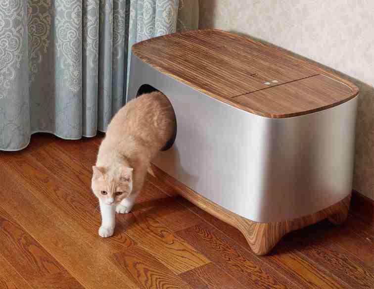 Pametno mačje stranišče iKuddle