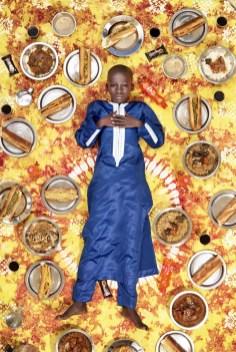 11 letni Meissa Ndiaye iz Senegala zelo rad je meso, čeprav to ni pogosto na njegovem dnevnem meniju. Obožuje nogomet in si želi, da bi nekoč lahko igral profesionalno.