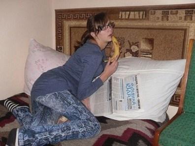 Čudne fotografije z ruskih spletnih strani za zmenke, ki te bodo nasmejale do solz