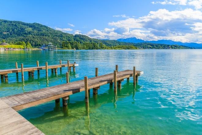 Vrbsko jezero (Wörthersee)