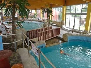 Aquapark Žusterna, Koper