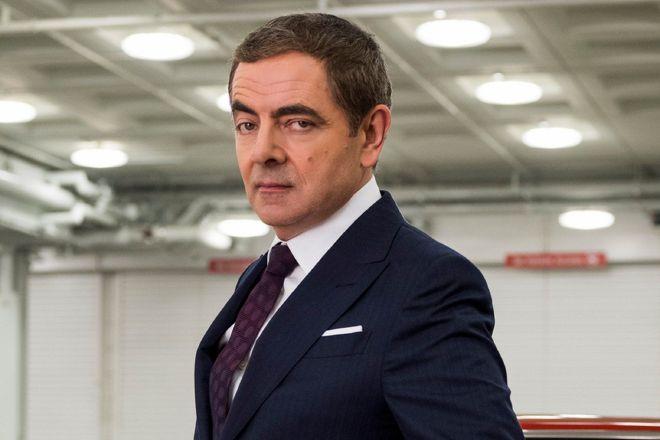 Rowan Atkinson (film Johnny English)