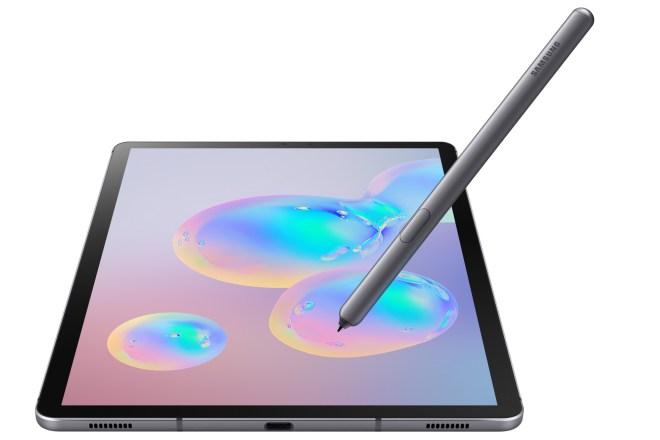 Samsung Galaxy Tab S6 in pisalo S Pen