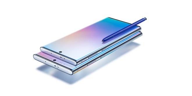 Tokrat v dveh formatih ... 6,3 in 6,8 palca! Samsung Galaxy Note 10 in 10+