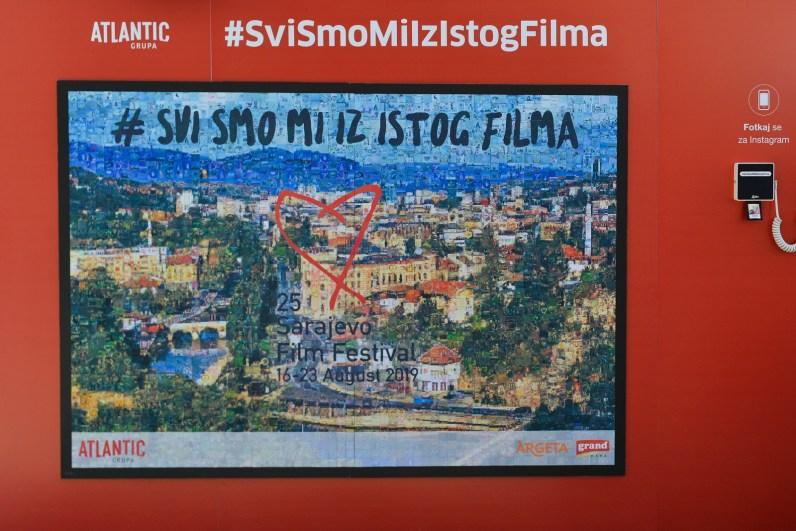 _Nesvakidašnji poklon publike Sarajevo Film Festivalu_Najveće Srce u Sarajevu (20)