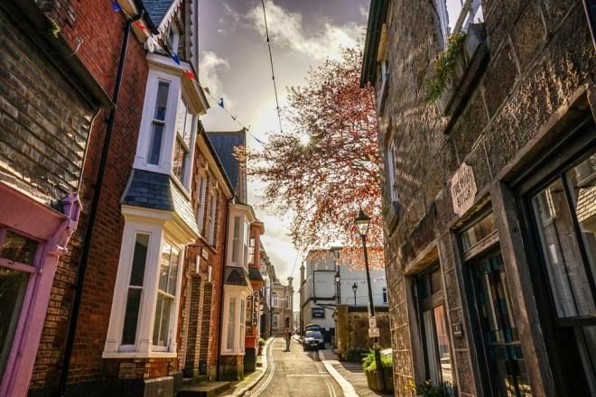 St. Ives, Cornwall, Združeno kraljestvo