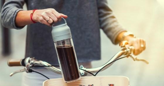 Kolo RE:CYCLE iz recikliranih kapsul Nespresso