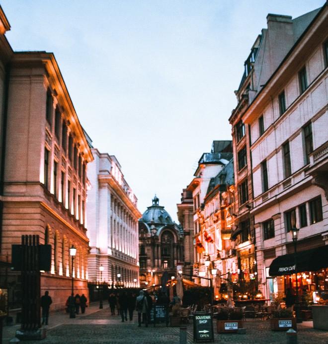 Bukarešta, Romunija