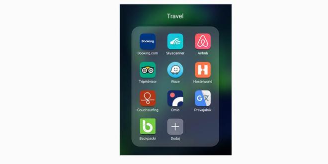 TOP aplikacije za urbane nomade.