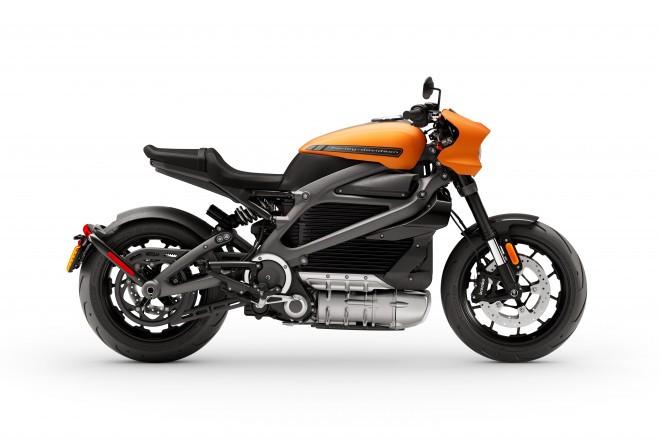 Motocikel Harley-Davidson LiveWire