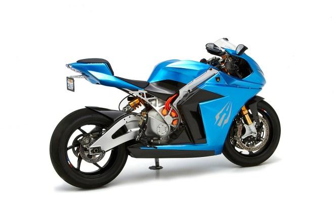 Motocikel Lightning Strike