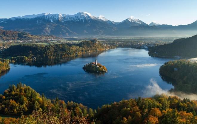 Slovenija je čudovita!