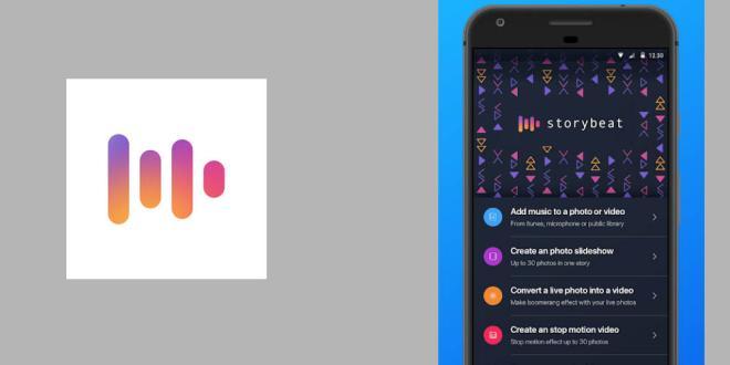 Aplikacija StoryBeat
