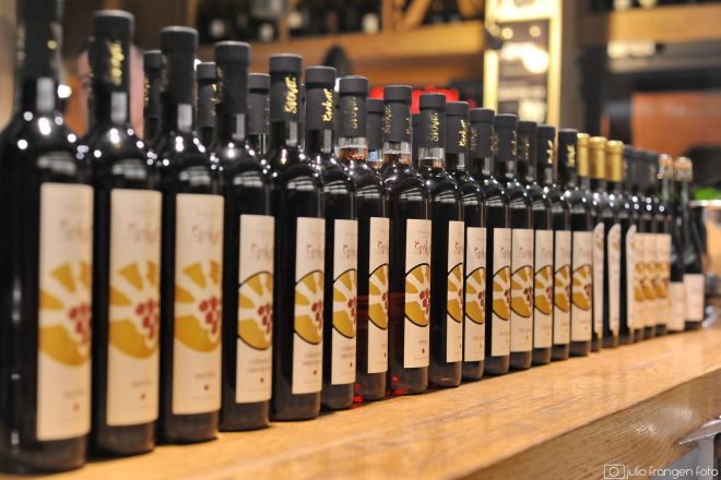 Živo vino Štekar (Foto: stekar.si)
