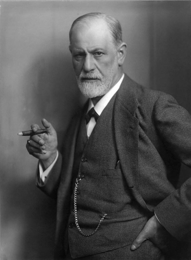 """Naše slabosti so naša moč."" - Sigmund Freud"