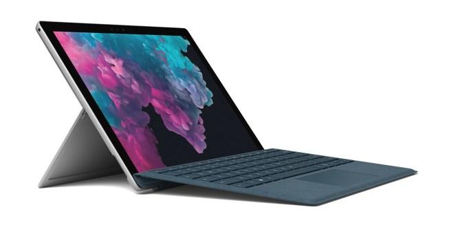 Microsoft Surface Pro 6 z tipkovnico