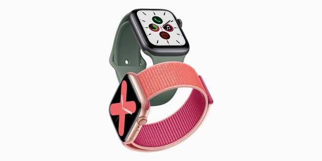 Pametna ura Apple Watch serije 5