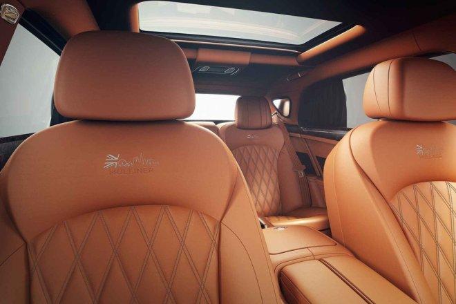 Bentley Mulliner Mulsanne Extended Wheelbase