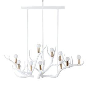 CB2 / Viseča svetilka v skandinavskem šiku / cb2.com / 459,00 €