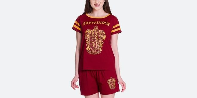 Pižama Harry Potter