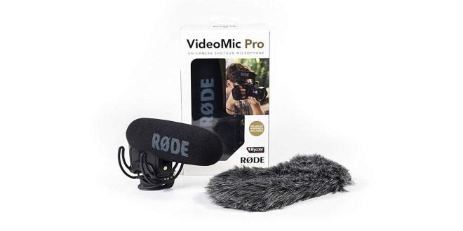 Zunanji mikrofon RØde VideoMic Pro
