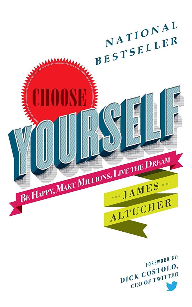 James Altouche, Choose Yourself