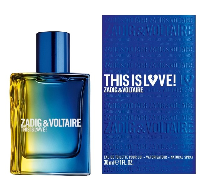 Zadig & Voltaire, This Is Love!