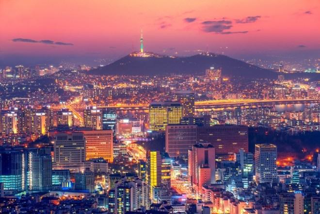 Seoul, prestolnica Južne Koreje