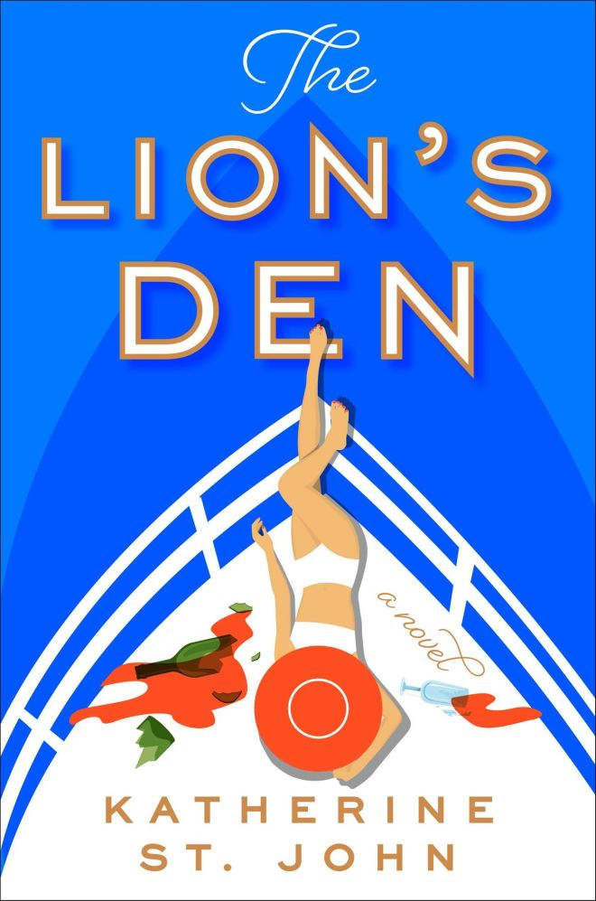 Katherine St. John, The Lion's Den