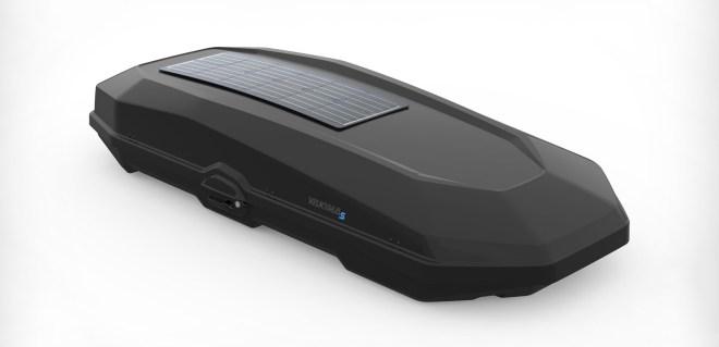 Strešni kovček Yakima CBX Solar