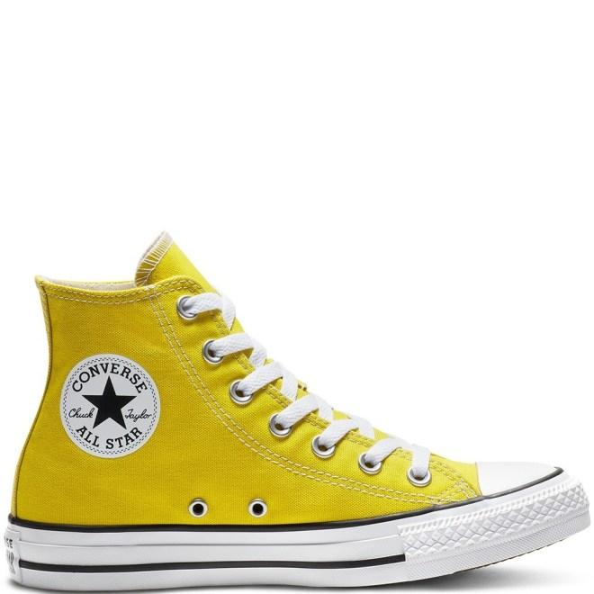 Izberite drzne barve / Converse All Star